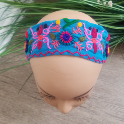 Embroidery Headband