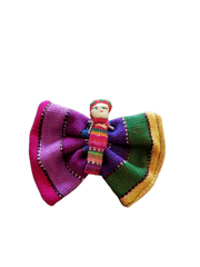 Worry Doll Bow