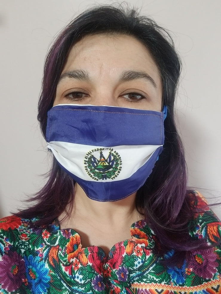 Salvadorian Mask