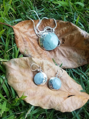 Jade Silver Eclipse Set