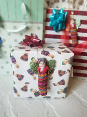 Worry Dolls Tissue Paper