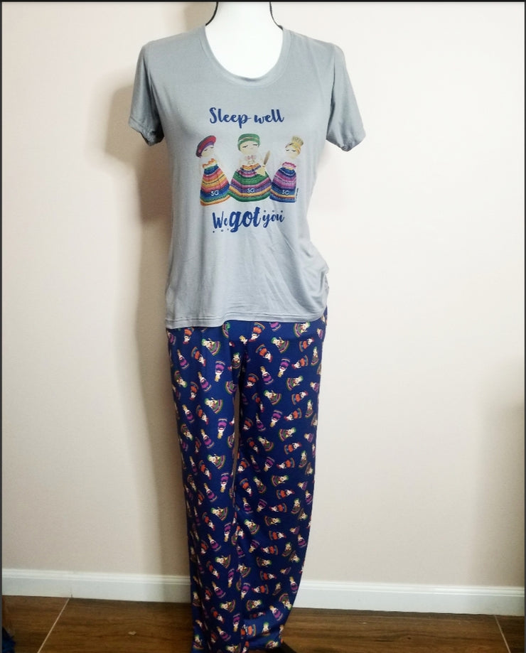 EXTRA LARGE Worry Dolls Pajama