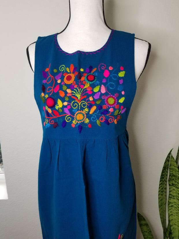 Adult Embroidery Dress