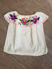 XL Off Shoulder Blouse