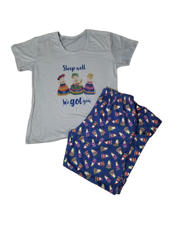 SMALL Worry Dolls Pajama