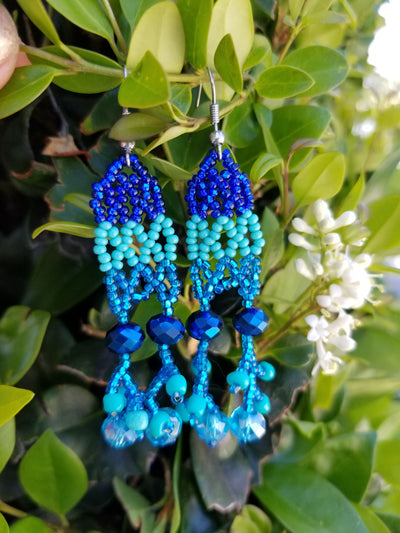 Turquoise Blue Earrings