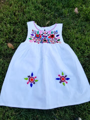 White Dress - Size 4