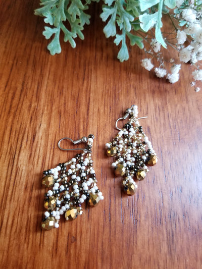 Multicolor Earrings