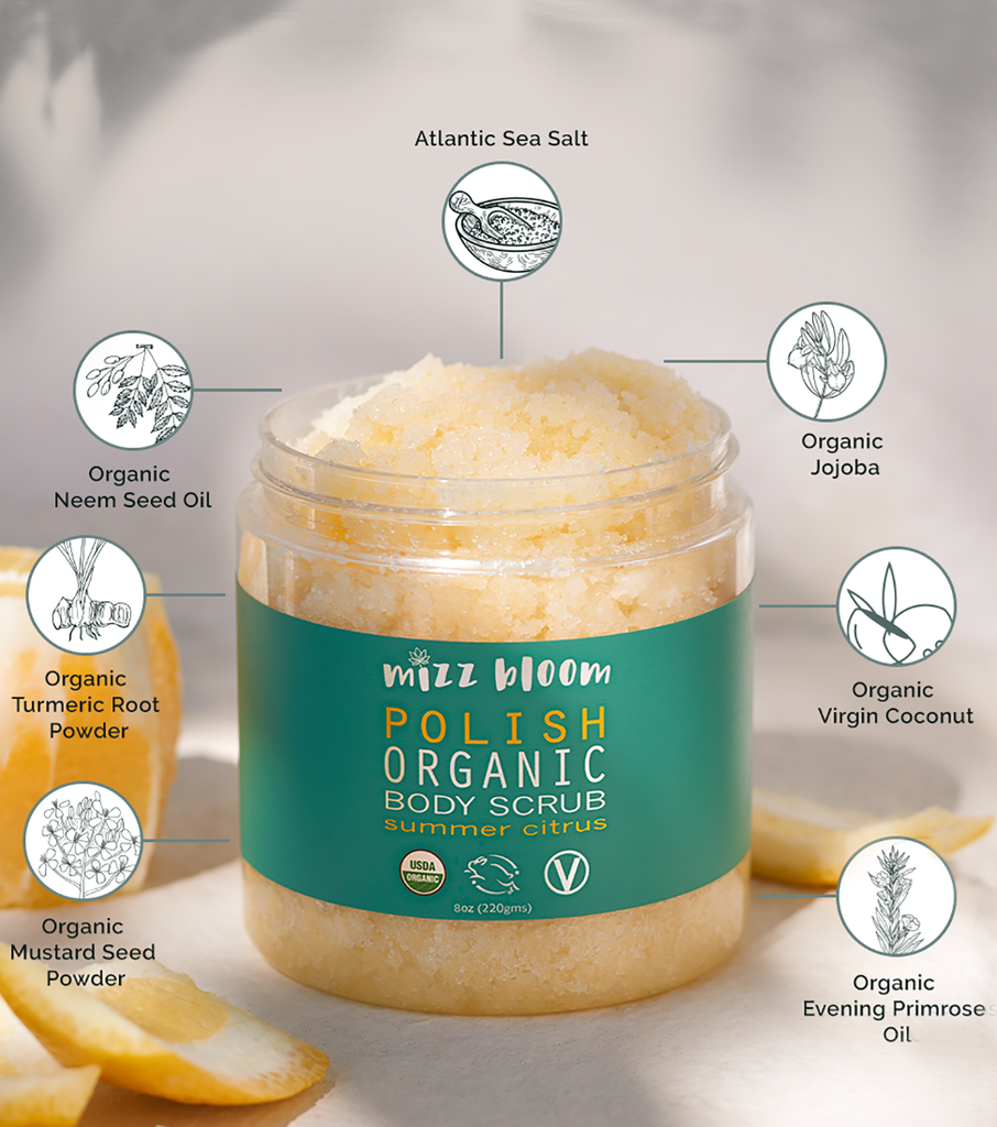 POLISH BODY SCRUB
