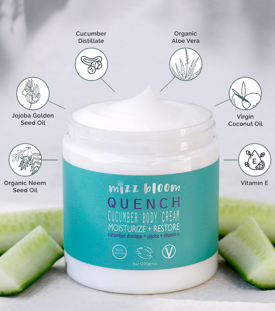 QUENCH BODY CREAM