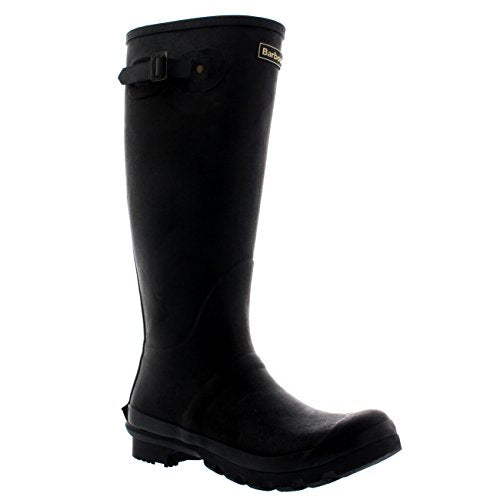 Barbour Bede Boots Black 7 UK