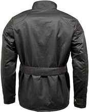 Load image into Gallery viewer, High Quality Men's Wax Speedway Quilted Biker Motorcycle Jacket Coat