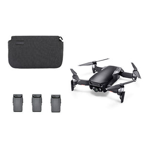DJI Mavic Air 12MP 4K Foldable 3-Axis Gimbal Obstacle Avoidance Panoramas FPV Quadcopter RC Selfie Drone Fly More Combo
