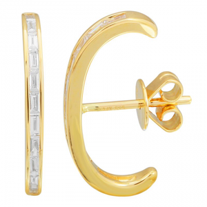 The Bella Baguette Ear Cuff