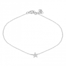 Load image into Gallery viewer, Star Anklet