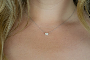 The Oh My Oval Necklace