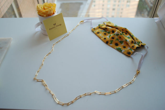 Maskarade Chain Necklace