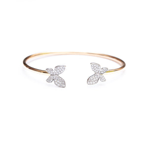 Butterfly Hug Bangle