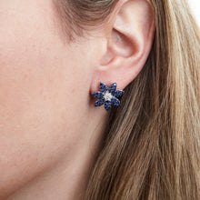 Load image into Gallery viewer, Sapphire Capri Studs