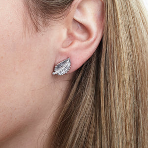 The Jesse Leaf Earring
