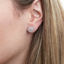 Load image into Gallery viewer, The Jacket Leaf Earring