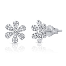 Load image into Gallery viewer, Flower Power Daisy Studs