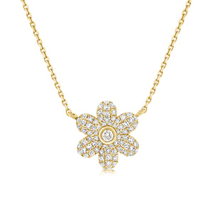 Lady Daisy Necklace