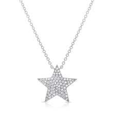 Load image into Gallery viewer, Big Star Necklace
