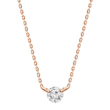 Load image into Gallery viewer, The Floating Laura Necklace