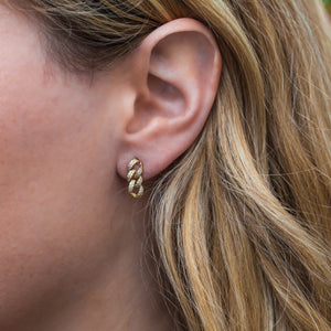 The Three Link Earring
