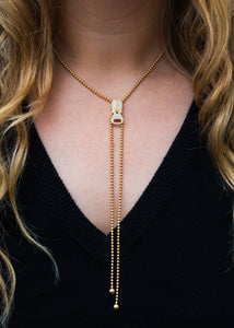 The Zipper Necklace
