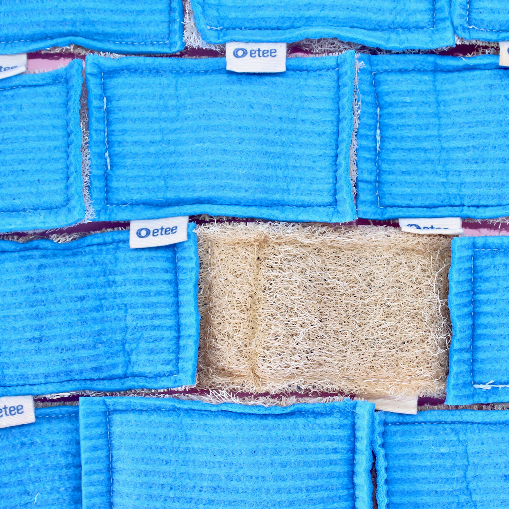 'Loofie'  - Scouring Sponge Multi-Packs