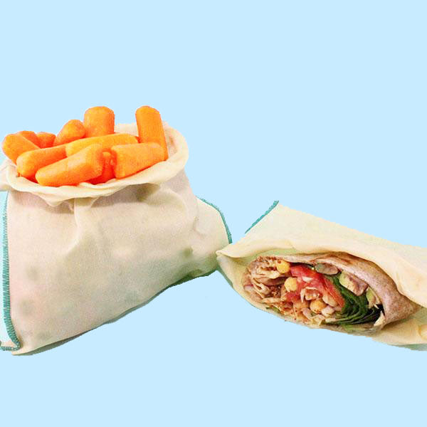 Fashion Waste Sandwich Bag - 2 Pack