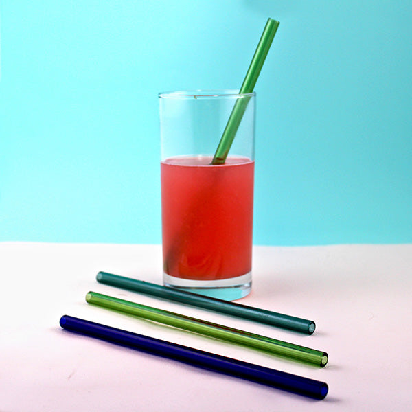 Glass Straw Sets
