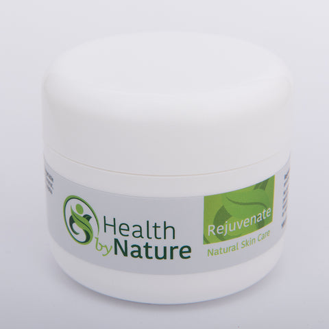 Rejuvenate Natural Skin Care Creme 50g - Colloidal Health Solutions Ltd