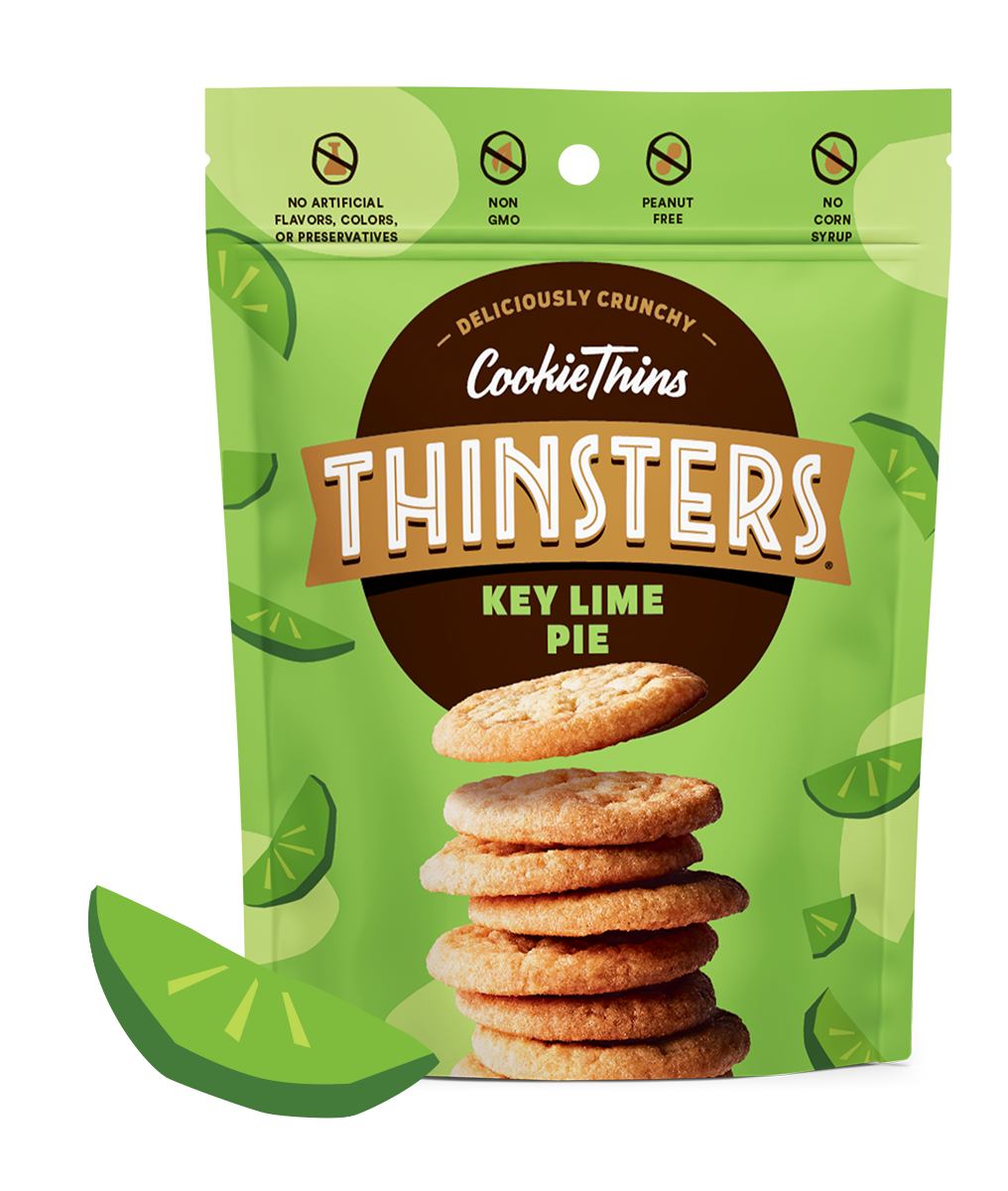 Thinsters Key Lime Pie, 4 oz (6 pack) VP
