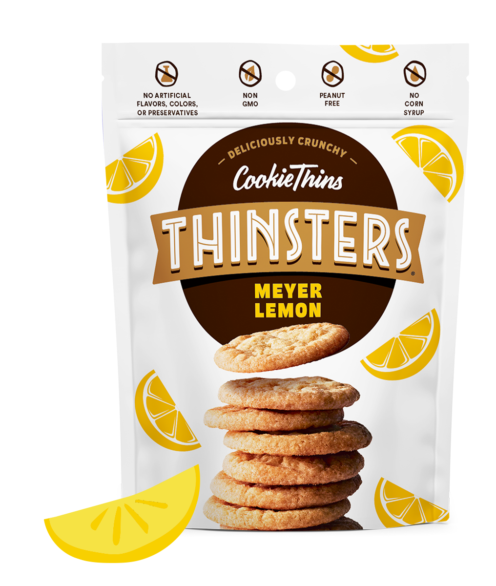 Thinsters  Meyer Lemon, 4 oz (6 pack) VP