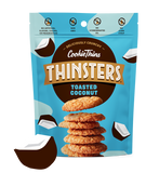 Thinsters Toasted Coconut, 4 oz (6 pack) VP