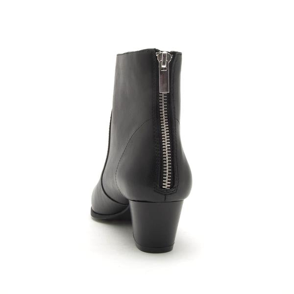Black Mystique Booties