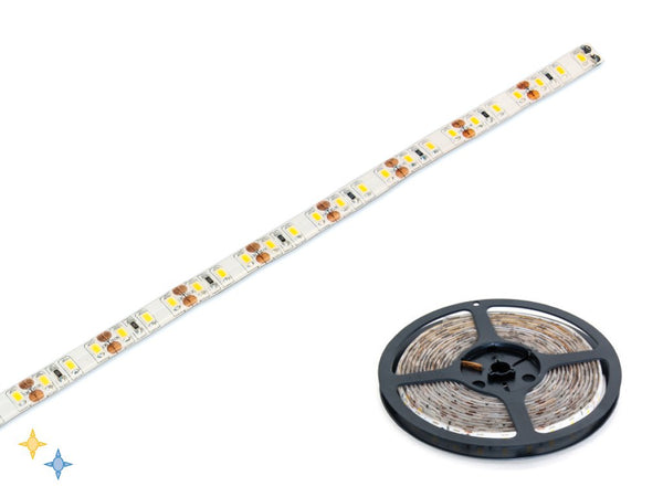 White Plastic Finish Led Strips - 5050015