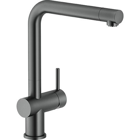 Active Plus Tap Graphite Swivel Spout