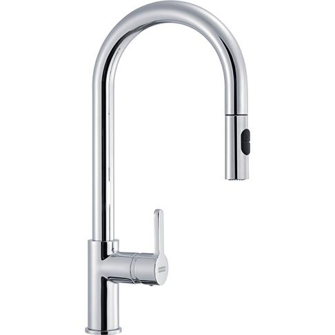 Arena Chrome Pull Out Spray Tap