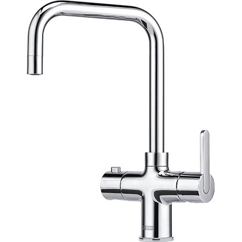 Minerva Irena 3 In 1 Kettle Tap Chrome Bi-Flow Spout