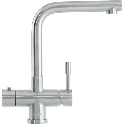 Minerva Mondial 3 In 1 Kettel Tap Stainless Steel Bi-Flow Spout