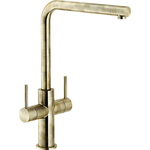 Neptune Brass Swivel Spray