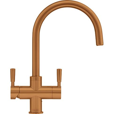 Omni 4 In 1 Kettle Tap Copper Swivel Spout