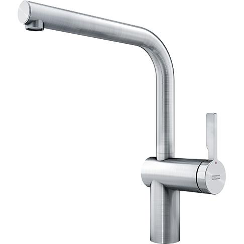 Frames Single Lever Tap Stainless Steel Pull Out Spray Tap