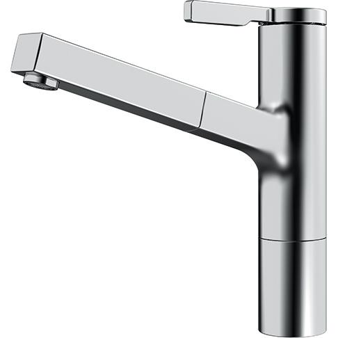 Frames Top Lever Tap Chrome Pull Out Nozzle