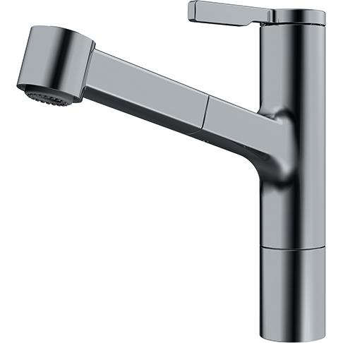 Frames Lever Tap Decor Steel Pull Out Spray Tap
