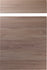 Legno Palm Wood Horizontal Glazed Frame Door 715mm x 596mm